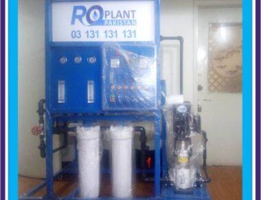 3000 GPD Domestic RO Plant