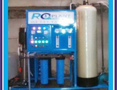 5000 GPD RO Plant