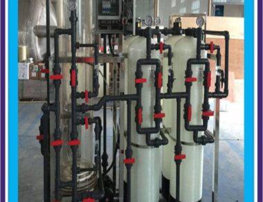 Deionizer plant 10000 GPD