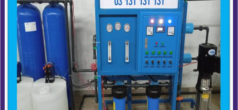 commercial ro plant 3000 GPD