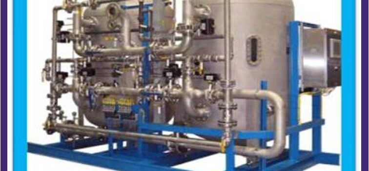 .deionizer plant 20000 GPD