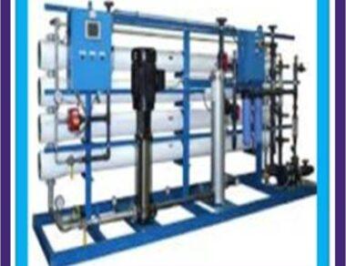 industrial ro plant 30000 gpd