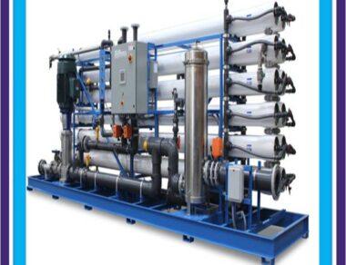 industrial ro plant 40000 gpd